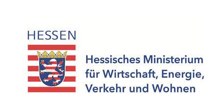 hessisches Ministerium für wirtschaft, energie, verkehr und wohnen logo