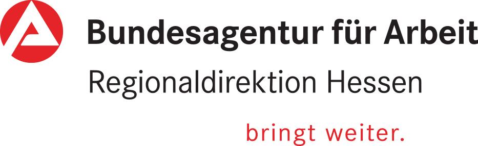 Bundesagentur für Arbeit Hessen Logo